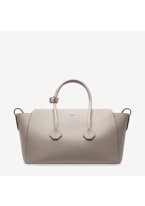 Bally Breeze , Women's small grained calf leather top handle bag in