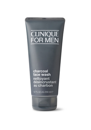 Clinique For Men - Charcoal Face Wash, 200ml - Gray