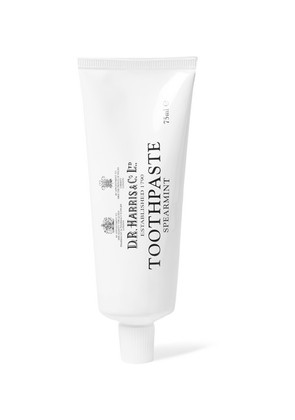 D R Harris - Two-pack Spearmint Toothpaste - White