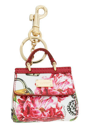 Dolce & Gabbana Sicily key ring - Multicolour