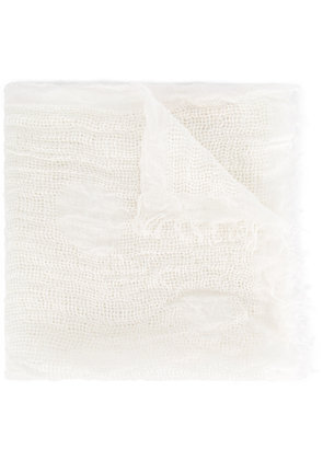 Forme D'expression lottie scarf - White