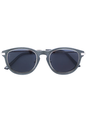 Cartier C Decor Sunglasses Blue Milanstyle Com