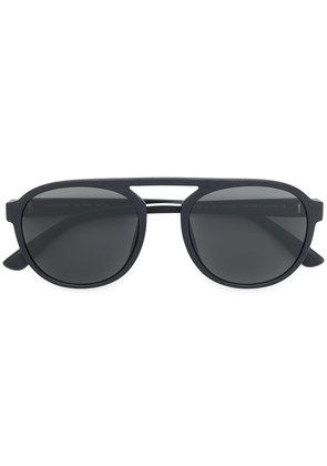 round framed sunglasses - Black Mykita