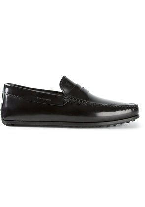 Tod's penny loafers - Black