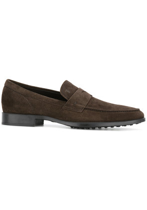 Tod's penny loafers - Brown