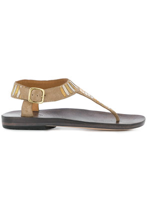 Calleen Cordero Cleo sandals - Brown