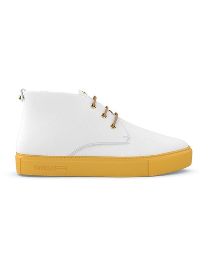 Swear White com Milanstyle Sneakers Maltby yw1SqSX60