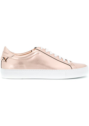Givenchy Urban Street low-top sneakers - Metallic