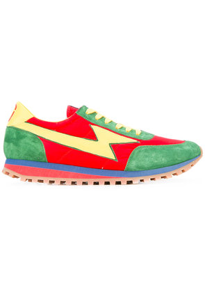 Marc Jacobs lightning bolt sneakers - Multicolour