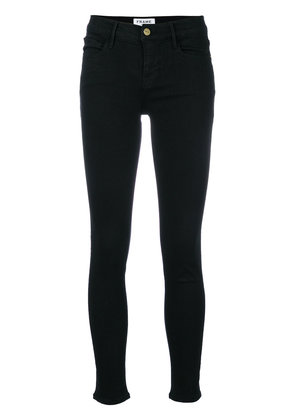 Frame Denim classic fitted jeans - Black