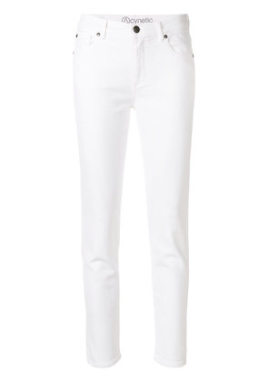 Acynetic classic skinny jeans - White
