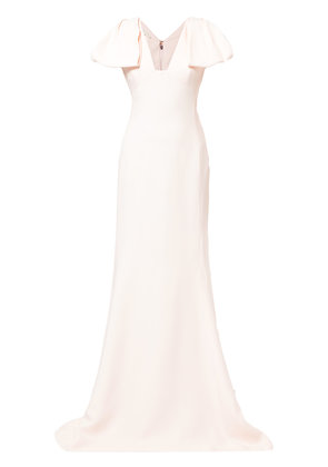 Antonio Berardi statement sleeve dress - Unavailable