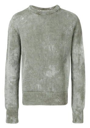 Our Legacy military style sweater - Green