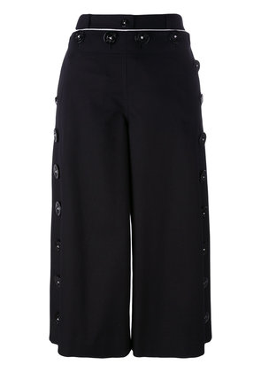 Dolce & Gabbana cropped trousers - Blue