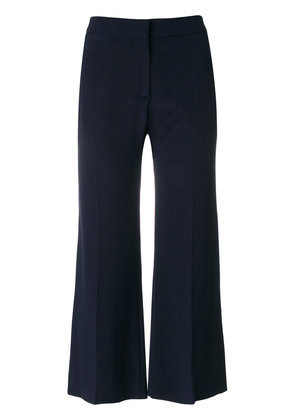 Valentino flared trousers - Blue