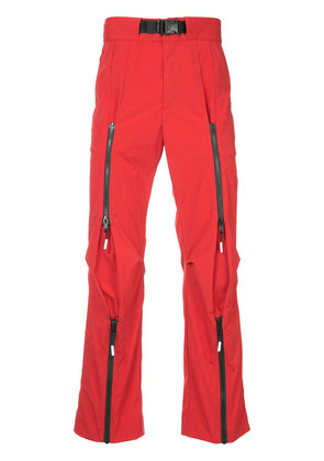 99% Is cropped loose fit trousers - Red