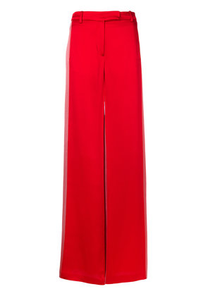 Valentino colourblock palazzo pants - Red