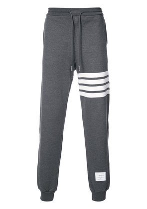 Thom Browne Classic Sweatpant With Engineered 4-Bar In Classic Loop