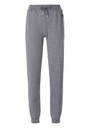 McQ Alexander McQueen Swallow patch track pants - Grey