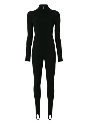 Atu Body Couture fitted jumpsuit - Black