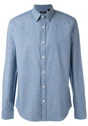 Theory Oxford shirt - Blue
