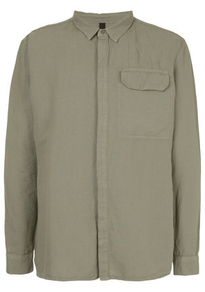 First Aid To The Injured Crani shirt - Grey