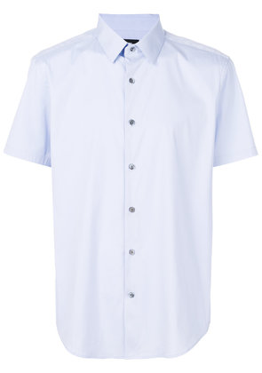 Theory shortsleeved shirt - Blue