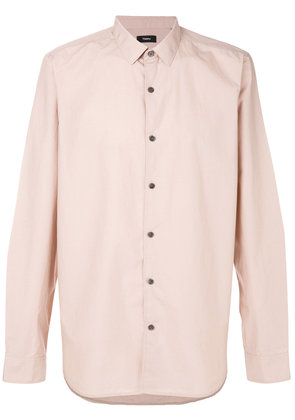 Theory Murrary shirt - Pink & Purple
