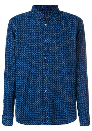 Marc Jacobs patterned shirt - Blue
