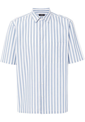 Theory striped shirt - Blue