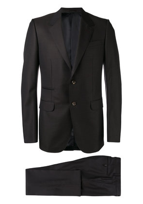 Gucci polka-dot two piece suit - Black