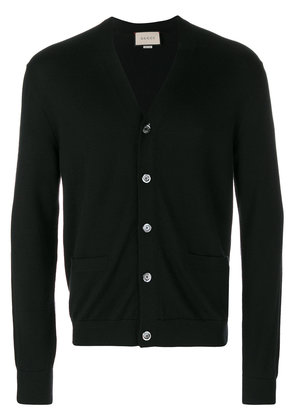 Gucci V-neck cardigan - Black
