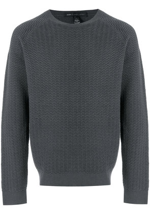 Marc Jacobs ribbed knit sweater - Grey