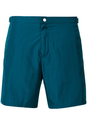 La Perla plain swim shorts - Blue
