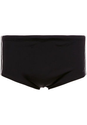 Osklen side stripes trunks - Black