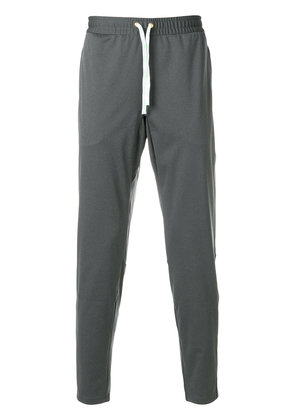 Adidas By Kolor bonded track pants - Grey