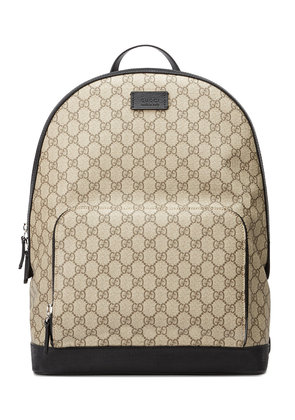 Gucci GG Supreme backpack - Nude & Neutrals