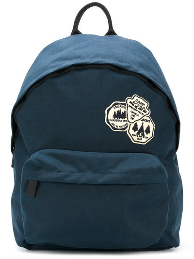 camping patch backpack Dsquared2 lkOBR