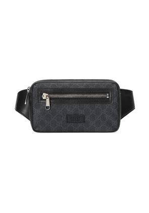 Gucci Soft GG Supreme belt bag - Black