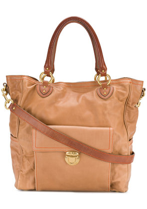 Marc Jacobs bucket holdall - Nude & Neutrals