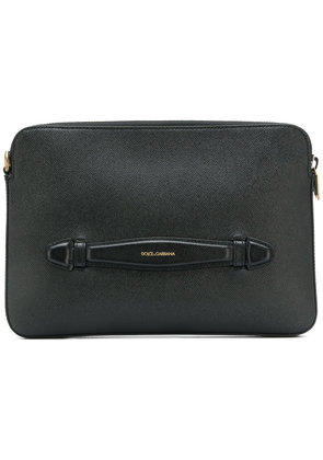 Dolce & Gabbana classic laptop bag - Black
