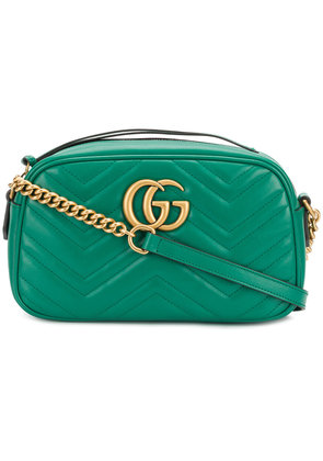 Gucci GG Marmont cross-body bag - Green