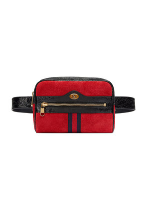 Gucci Ophidia small belt bag - Red