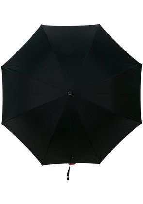 Alexander McQueen skull head umbrella - Black
