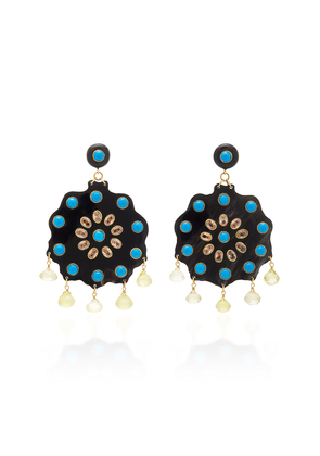 Ashley Pittman Dark Horn Shauku Earring