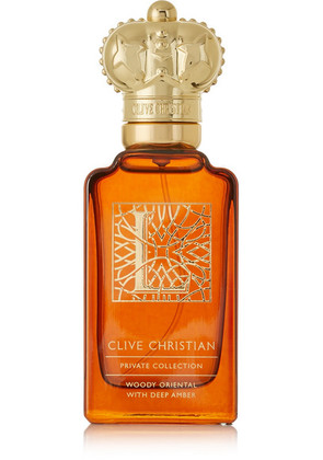 Clive Christian - Private Collection L - Woody Oriental Masculine Perfume, 50ml