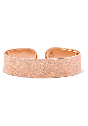Carolina Bucci - Florentine 18-karat Rose Gold Cuff - one size