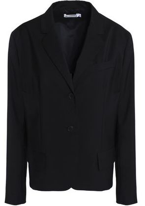 Jil Sander Woman Wool Blazer Black Size 40