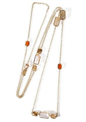 Ippolita Woman Gold-tone Stone Necklace Gold Size -