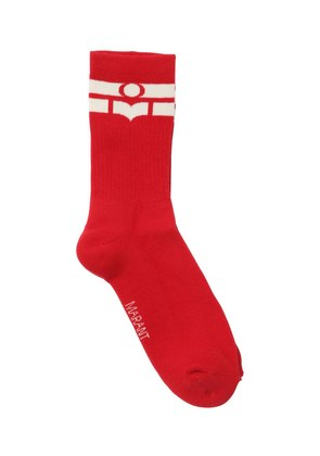VITO COTTON KNIT SOCKS